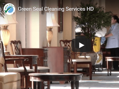 Green Seal Certified Cleaning Services Testimonials